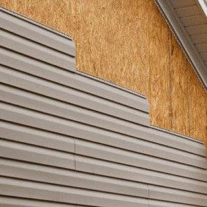 siding for roofing