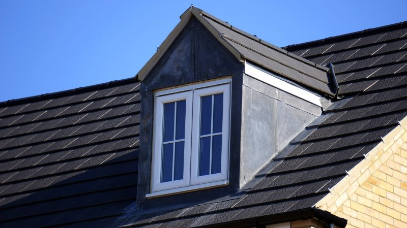 local roofer finished roofing